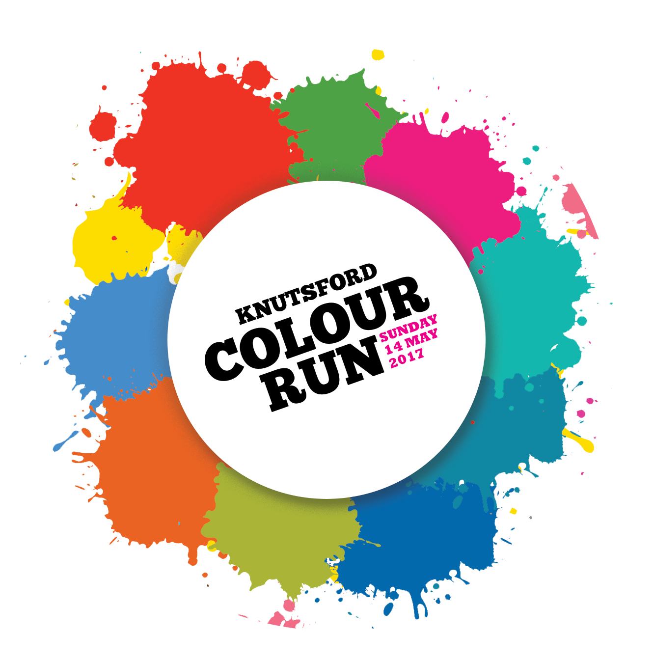Welcome to the Colour Run